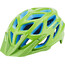 Alpina Mythos 3.0 Helmet neon green-blue